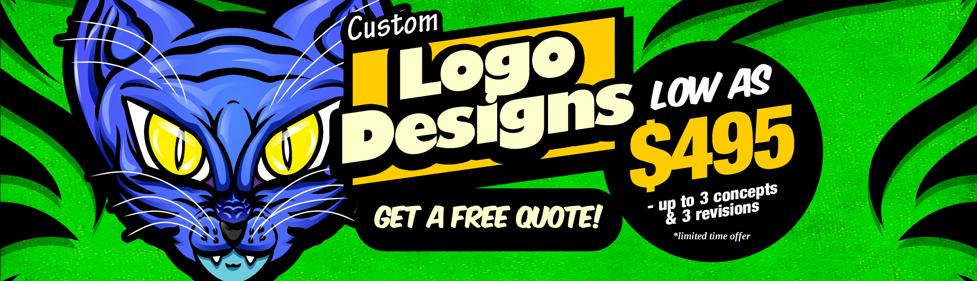 Artsubstance Creative Force - Custom Logo Designs